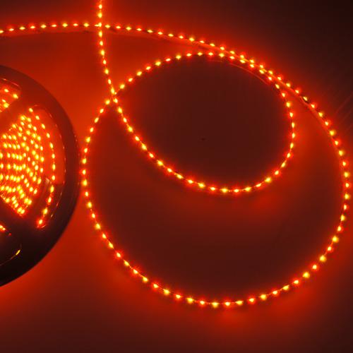 ruban led phares rouge orange 120