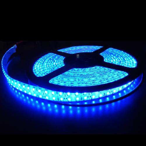 strip led bleu 240 leds m super bright etanche deco led eclairage. Black Bedroom Furniture Sets. Home Design Ideas