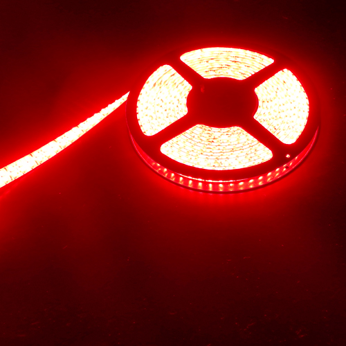 ruban led rouge 240 leds m super bright etanche deco led eclairage. Black Bedroom Furniture Sets. Home Design Ideas