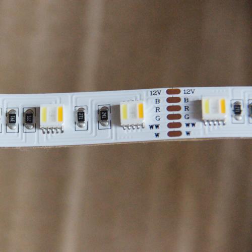 ruban led rgb blanc variable 1 metre