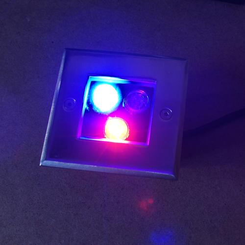 spot led 3W pour sol RGB SPOTSOL3W4 pic10