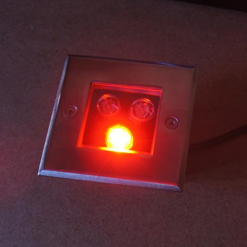 spot led 3W pour sol RGB SPOTSOL3W4 pic6