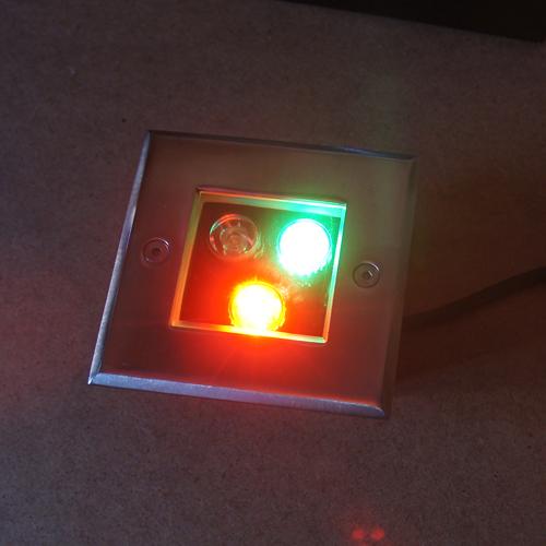 spot led 3W pour sol RGB SPOTSOL3W4 pic7