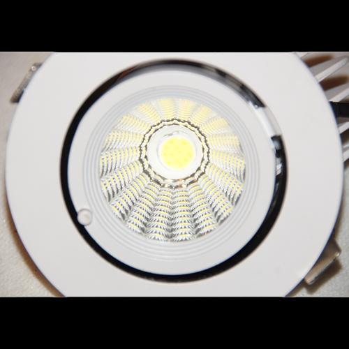 spot led blanc variable 10W pic5