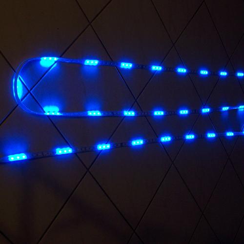 strip led magic chenillard bleu
