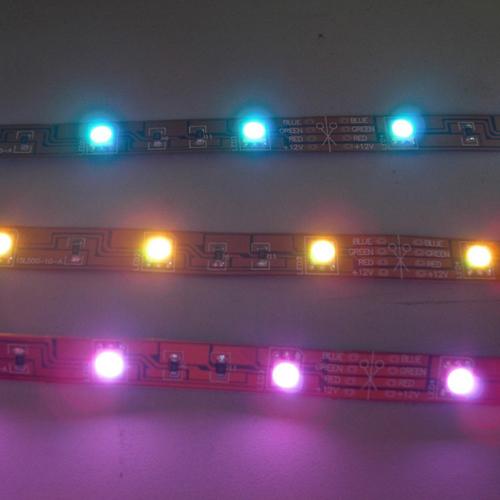 strip led rgb non etanche pic3