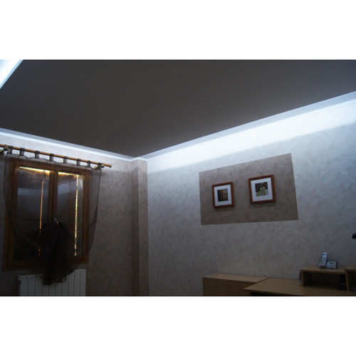 strip led blanc chaud froid telecommande pic16