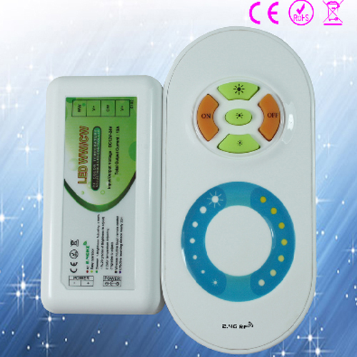 strip led blanc chaud froid telecommande pic17