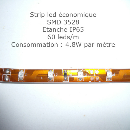 strip led economique blanc naturel 60 pic2