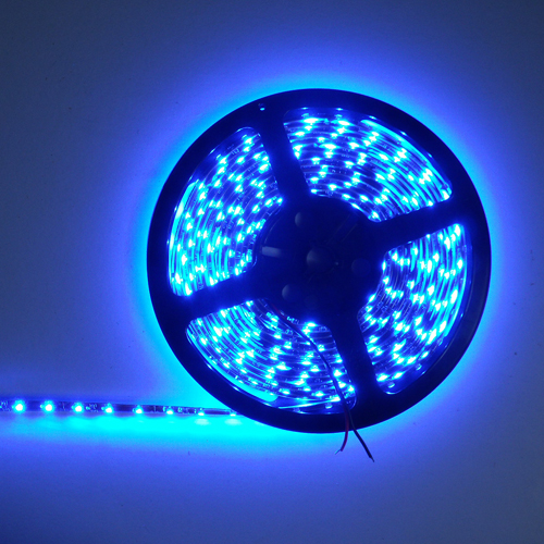 strip led economique bleu 60 standard