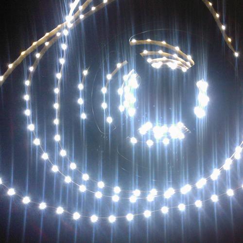 ruban led clairage lat ral 60 leds m tanche ip67 sur deco led eclairage. Black Bedroom Furniture Sets. Home Design Ideas