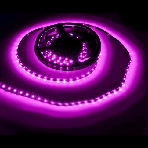 ruban led 12v smd 5050 de 5 m tres en 30 leds m etanche 1 couleur deco led eclairage. Black Bedroom Furniture Sets. Home Design Ideas