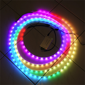 Deco led eclairage bien choisir son ruban leds for Ruban led chambre