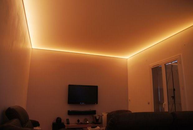 Deco Led Eclairage Idees Deco Pour Les Salons