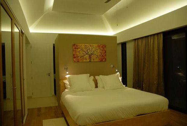 Deco led eclairage id es d co pour les chambres for Ruban led chambre