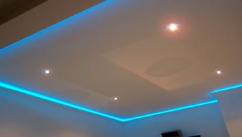 Eclairage led for Installer ruban led plafond